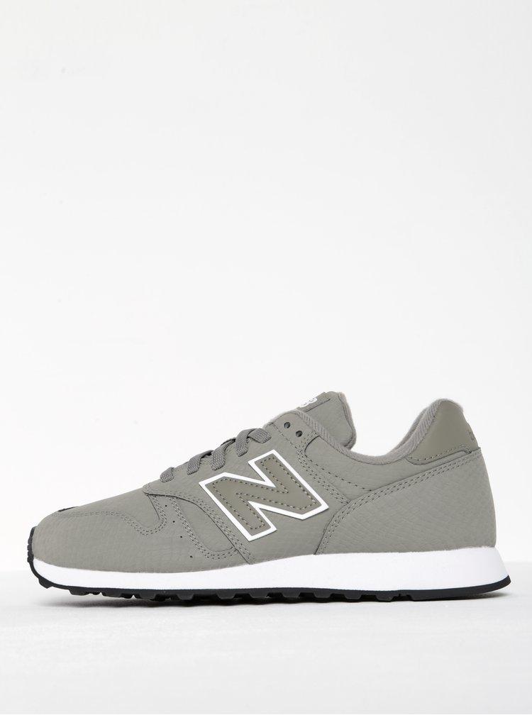 Sivé dámske tenisky New Balance