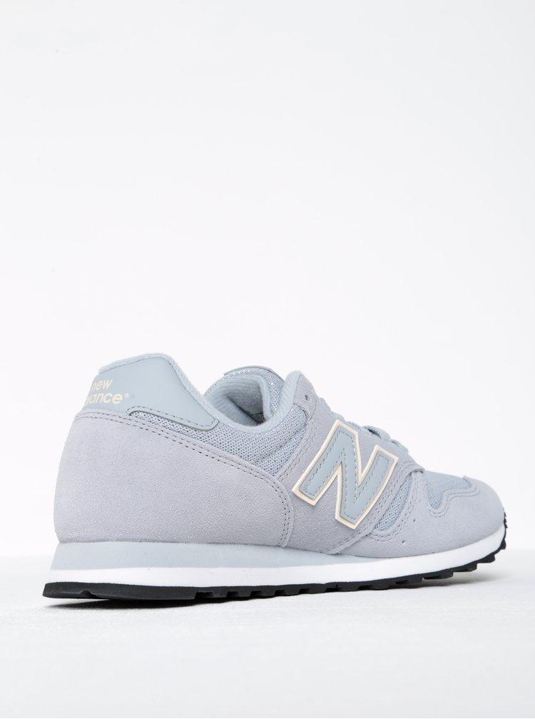 Světle modré dámské tenisky New Balance