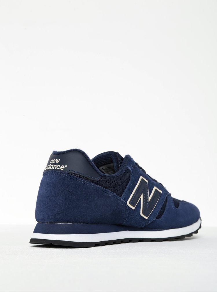 Pantofi sport bleumarin pentru femei - New Balance 373