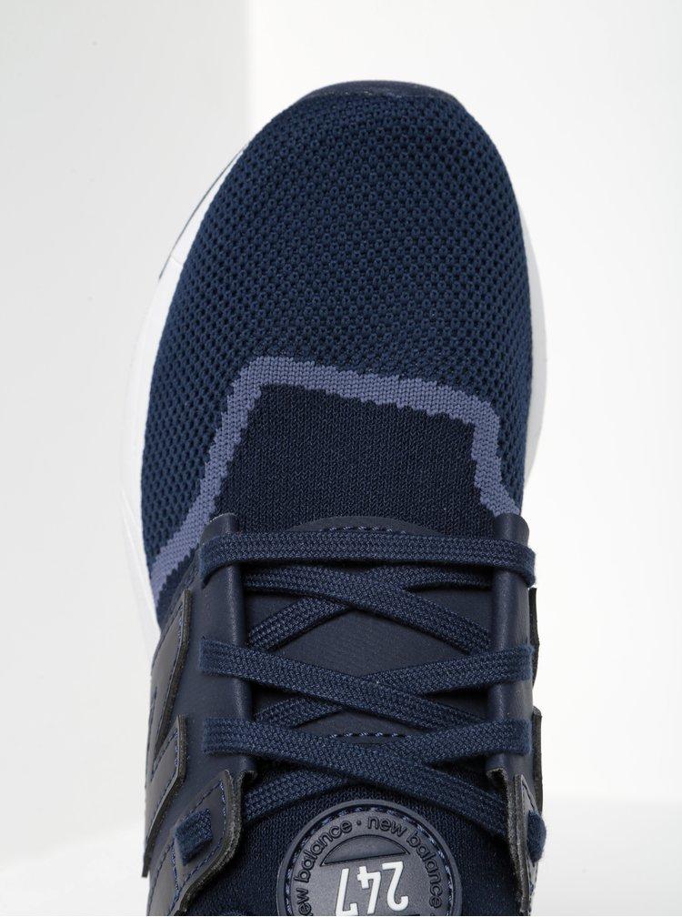 Tmavě modré dámské tenisky New Balance