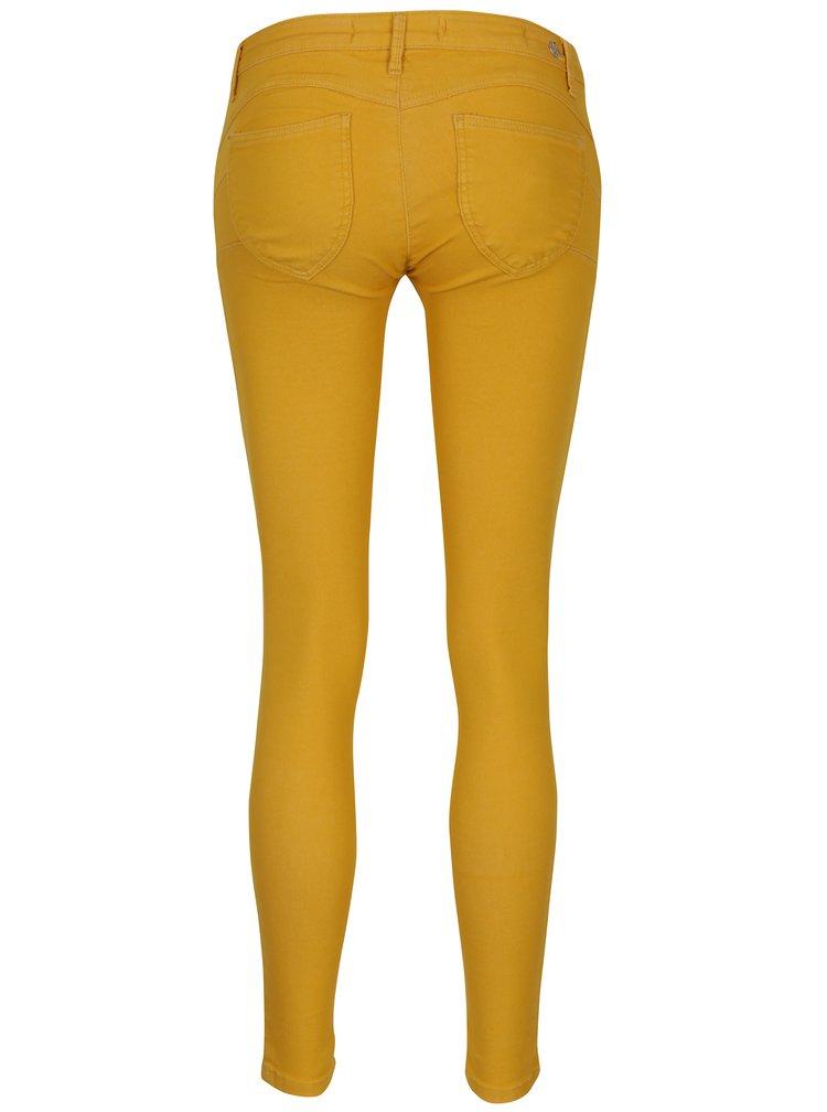 Žluté skinny džíny TALLY WEiJL