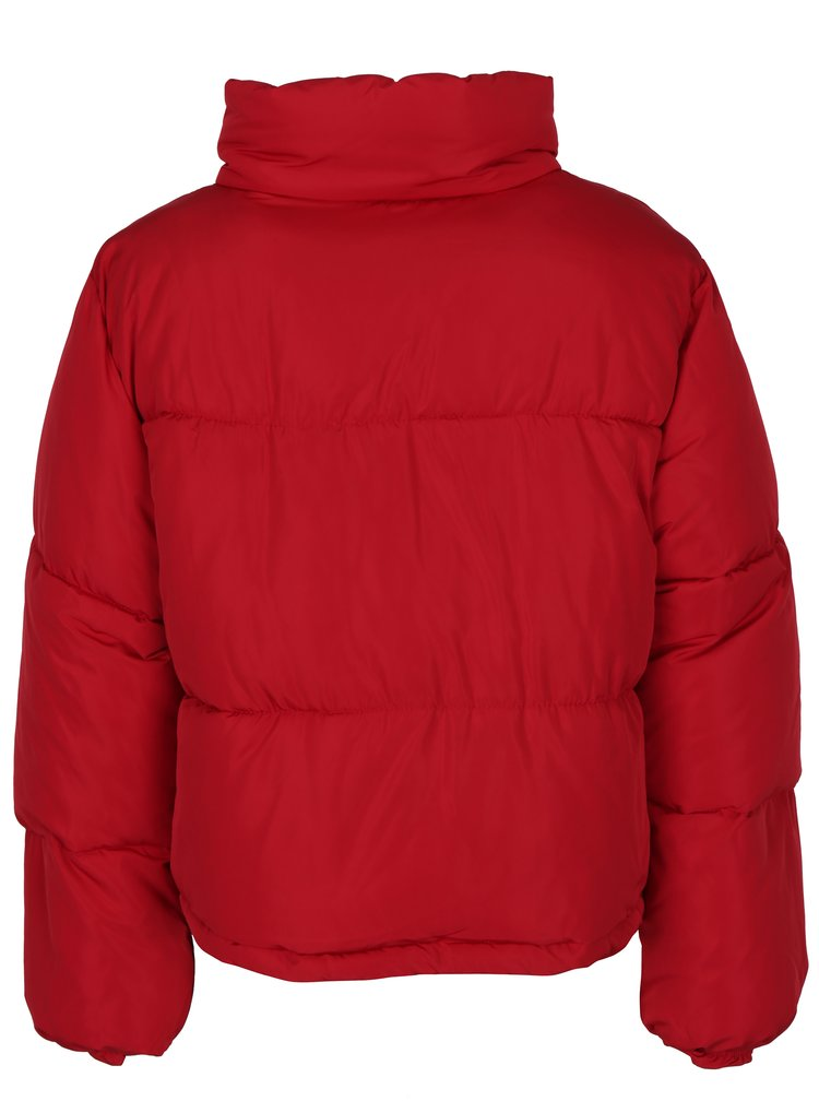 Červená zimní bunda TALLY WEiJL