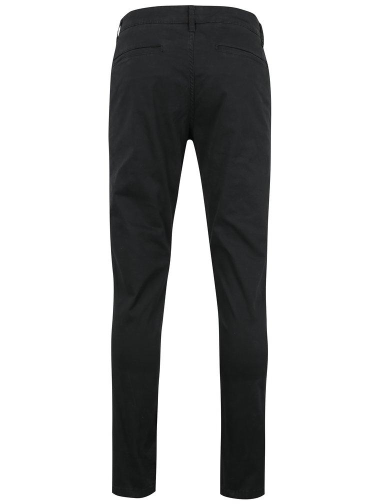 Černé chino kalhoty Shine Original