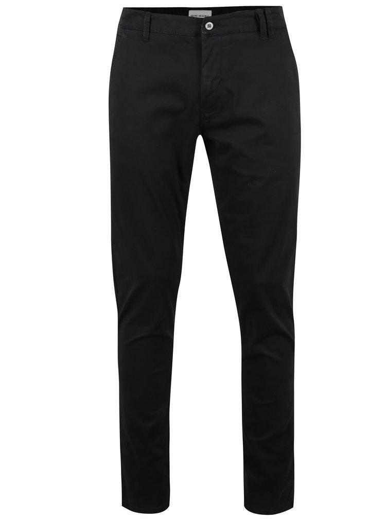 Čierne chino nohavice Shine Original