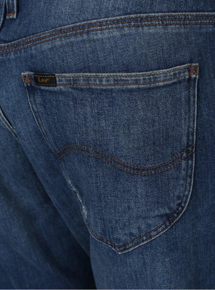 Modré dámské džínové lacláče Lee Chelsea