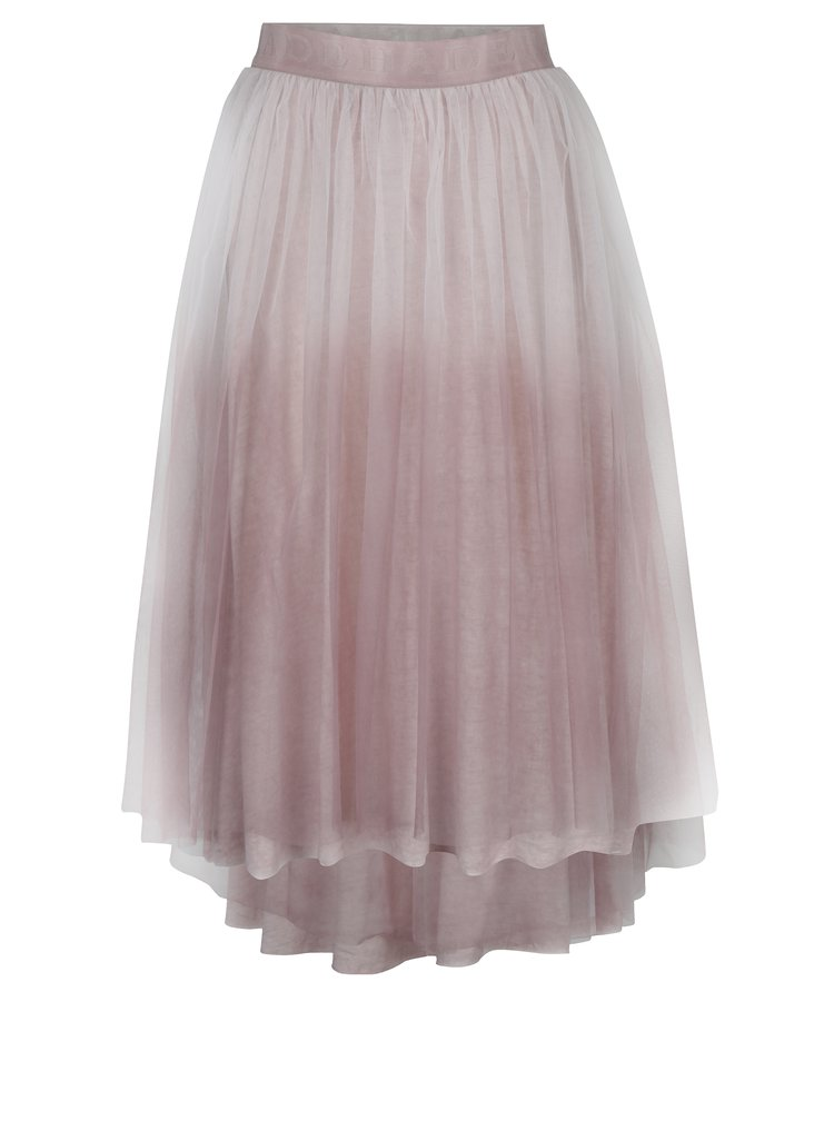 Staroružová tylová sukňa DEHA