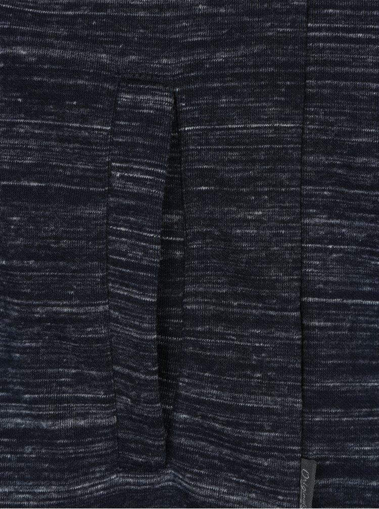 Hanorac bleumarin cu gluga si buzunare - Jack & Jones Kean
