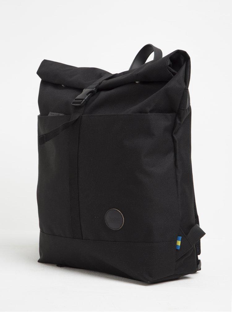Černý batoh Enter LS Roll Top 24 l