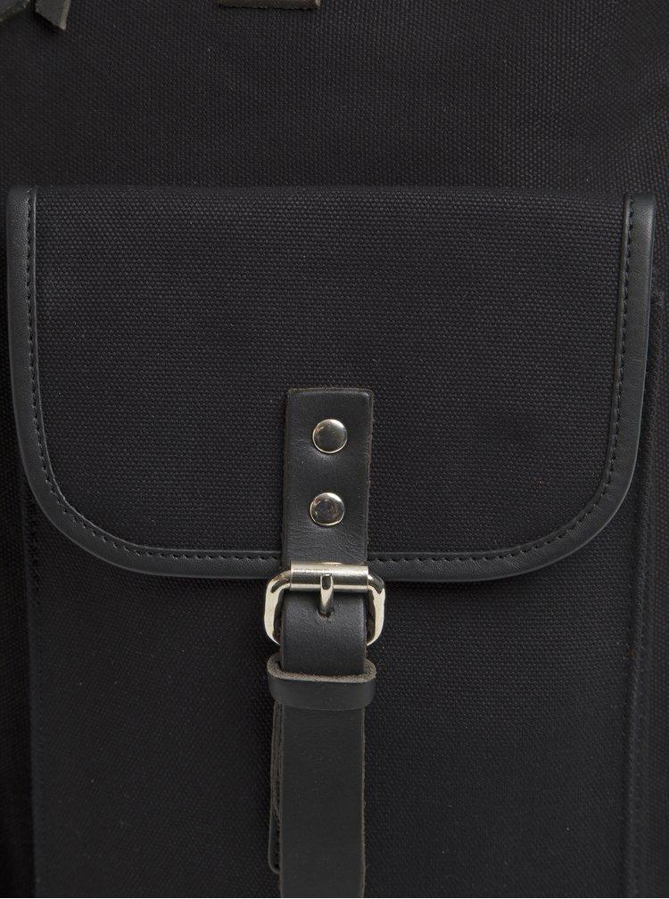 Černá taška na notebook Enter Kebnekaise Zip Tote