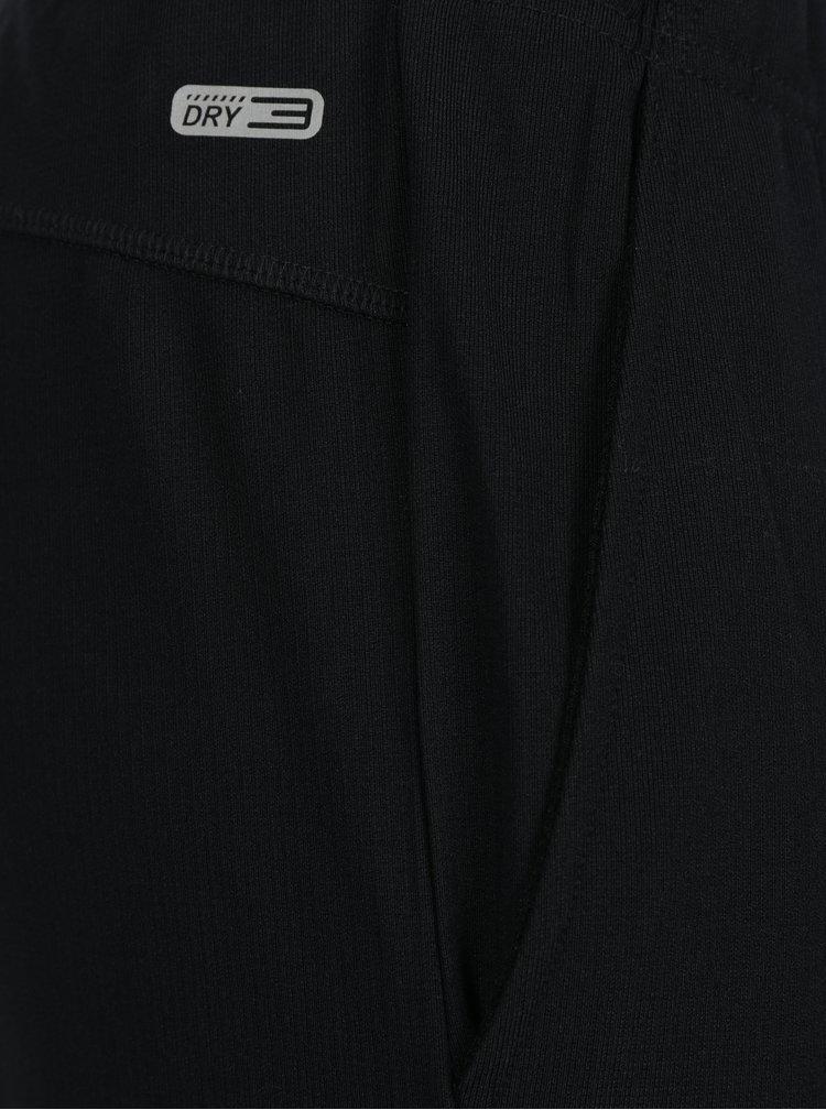 Černé tepláky Jack & Jones Autumn