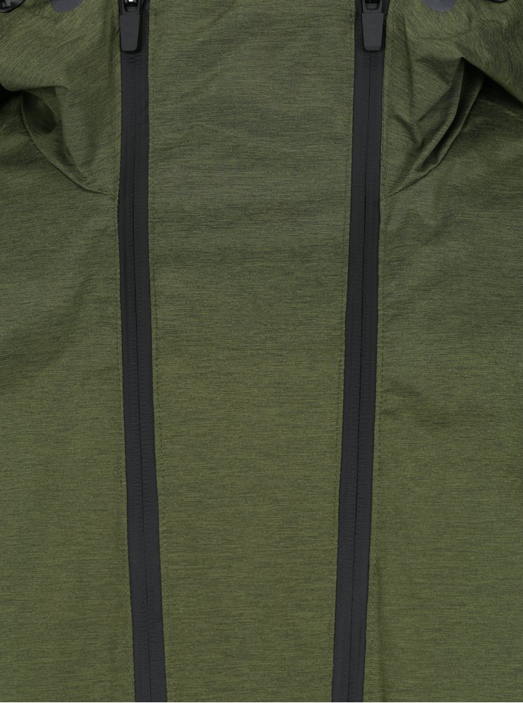 Jacheta verde functionala si impermeabila - Jack & Jones Tedge