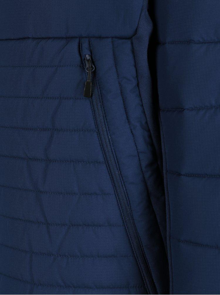 Geacă albastră matlsată pentru bărbați Nike Sportswear Fill