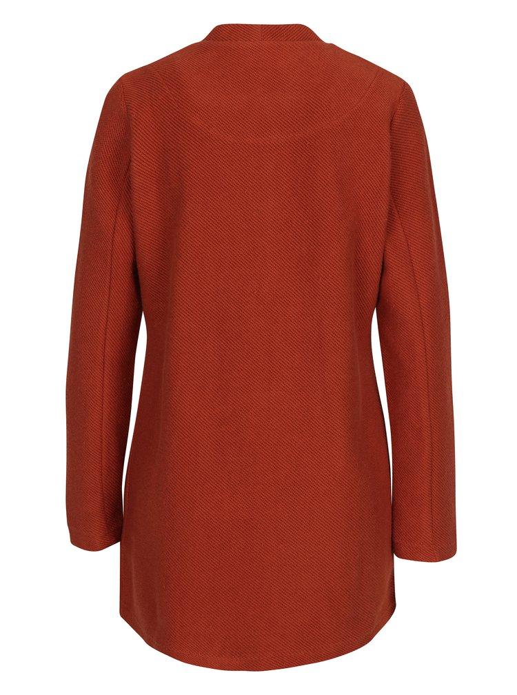 Oranžový dámský lehký kabát Garcia Jeans