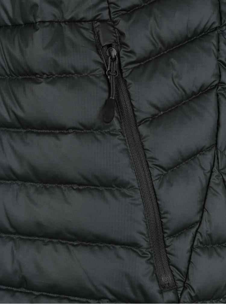 Černá pánská prošívaná vesta Nike Sportswear Fill