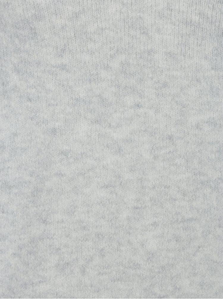Světle šedý dámský svetr Garcia Jeans