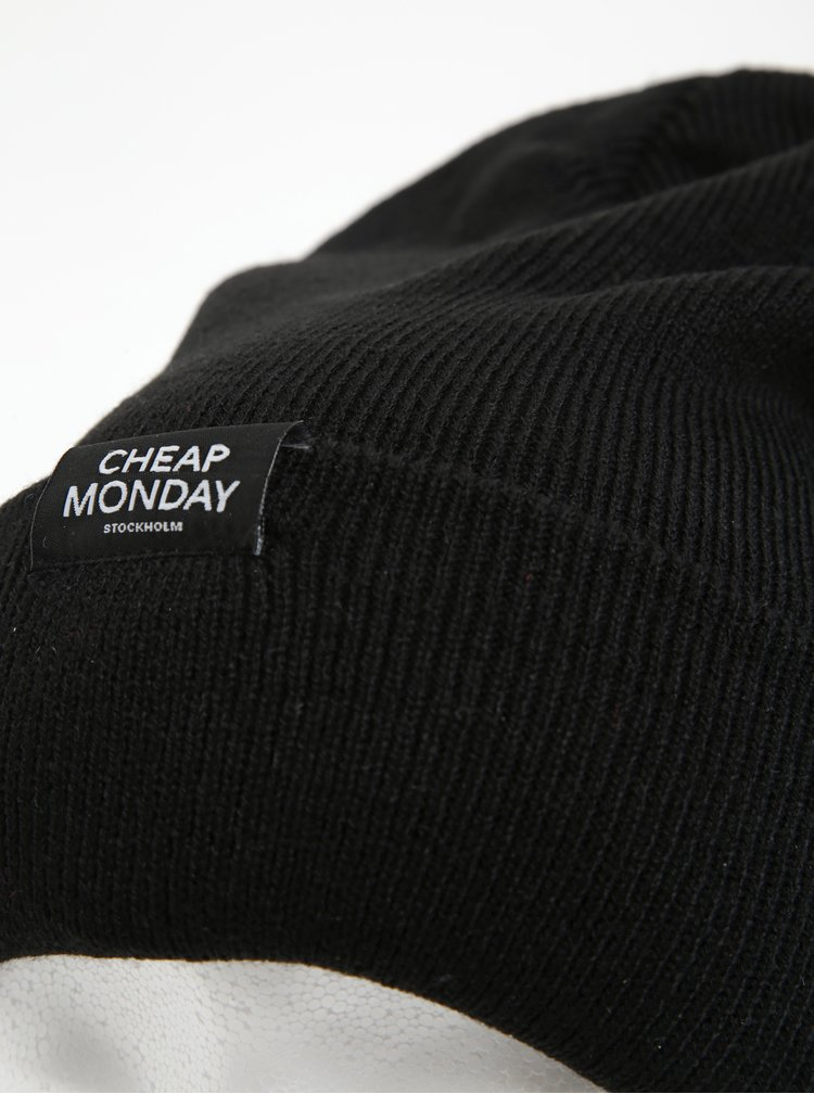 Caciula neagra unisex - Cheap Monday