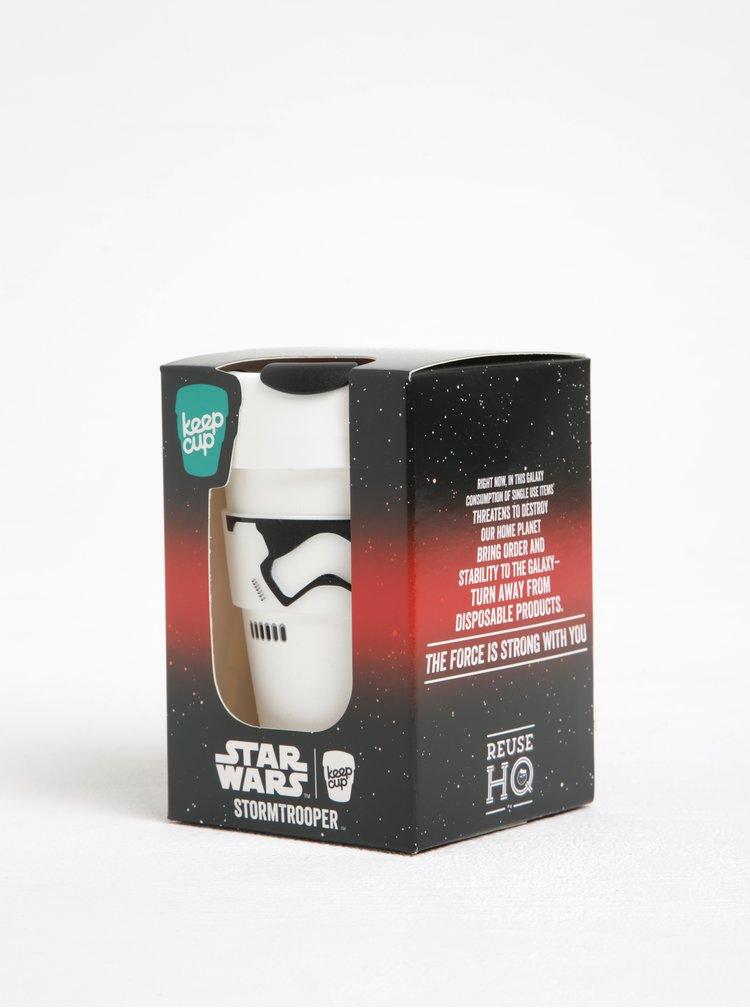 Designový cestovní hrnek s motivy Star Wars KeepCup Stormtrooper Original Medium
