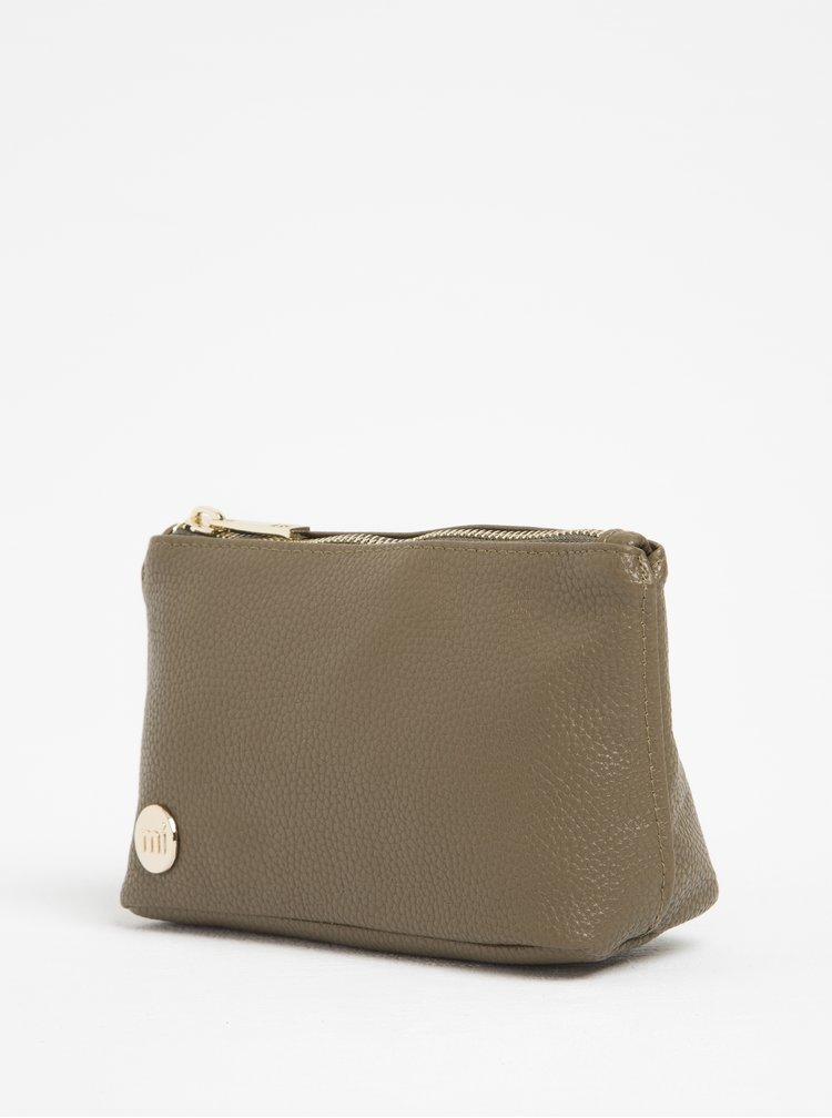 Zelená dámská kosmetická taštička Mi-Pac Make Up Bag