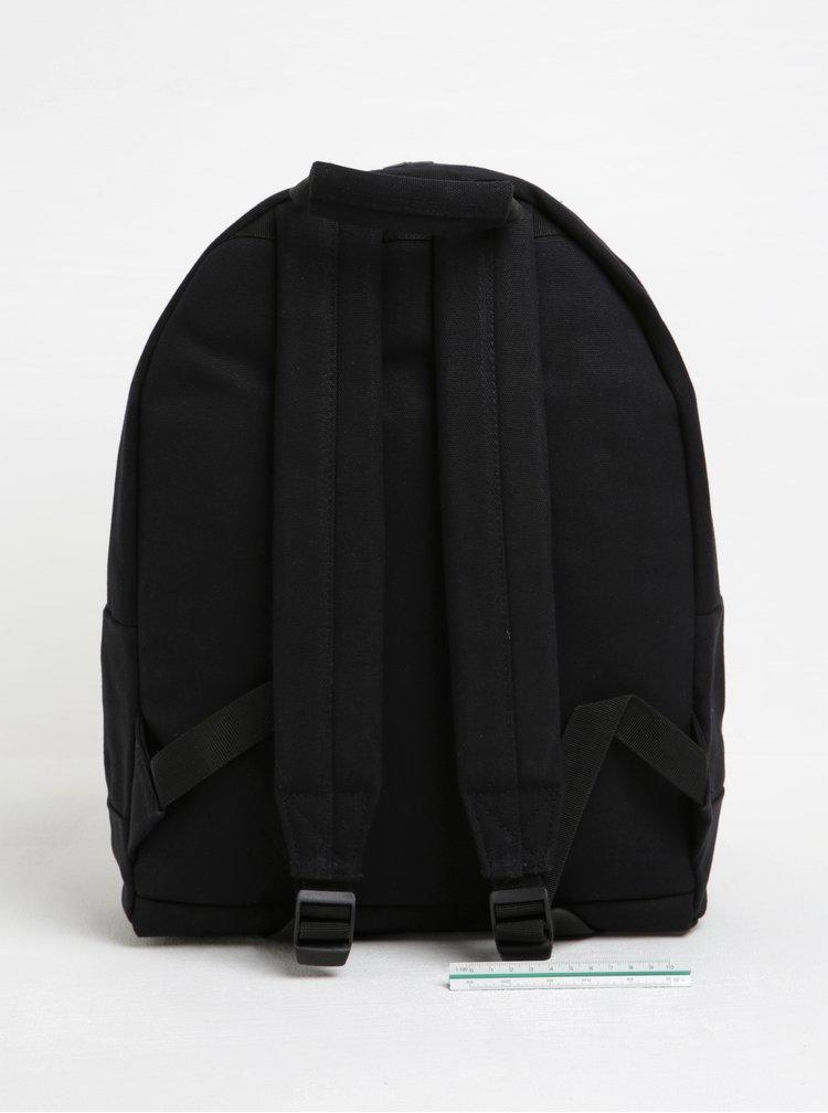 Rucsac unisex negru cu bleumarin pentru notebook Mi-Pac Canvas Tonal 17 l