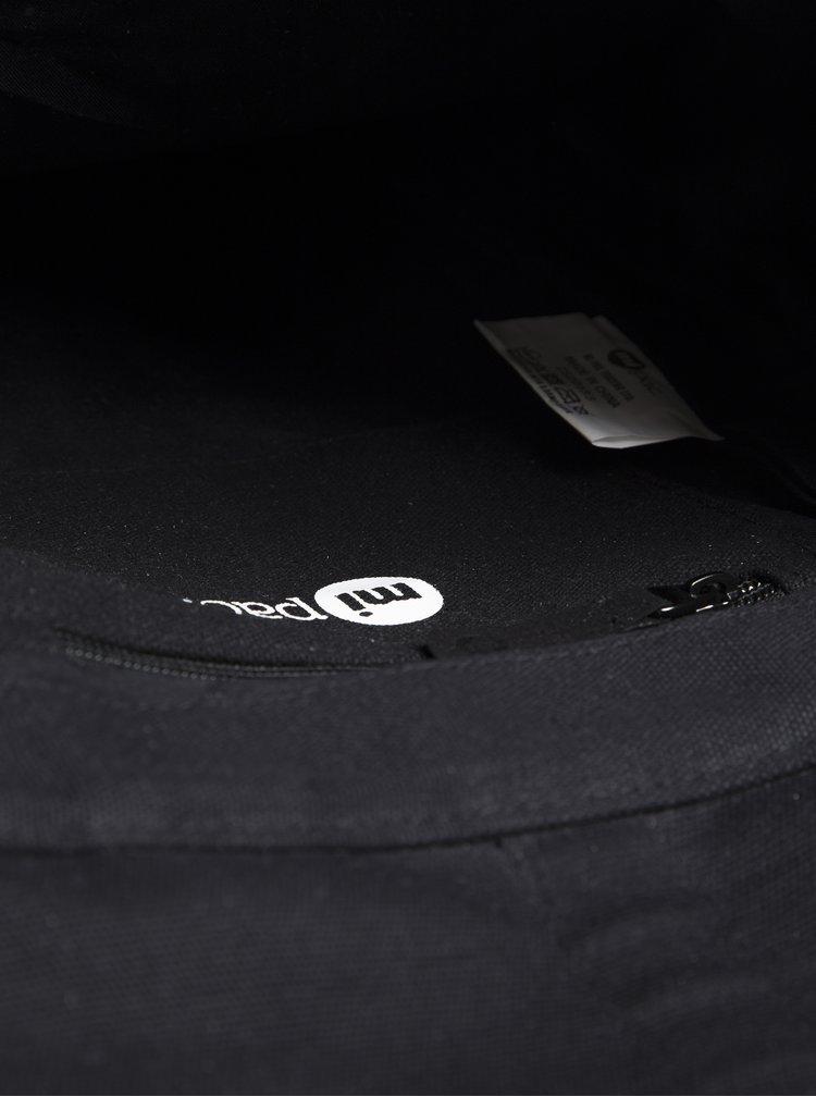 Rucsac negru cu inchidere cu catarama -  Mi-Pac Day Pack Canvas 20l