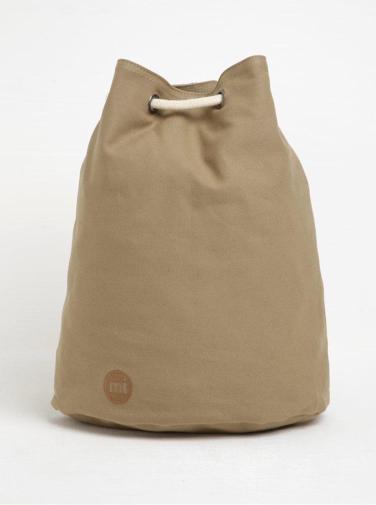 Béžový vak Mi-Pac Swing Bag Canvas