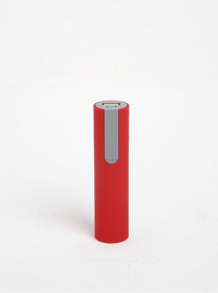 Baterie externă rosie Loooqs
