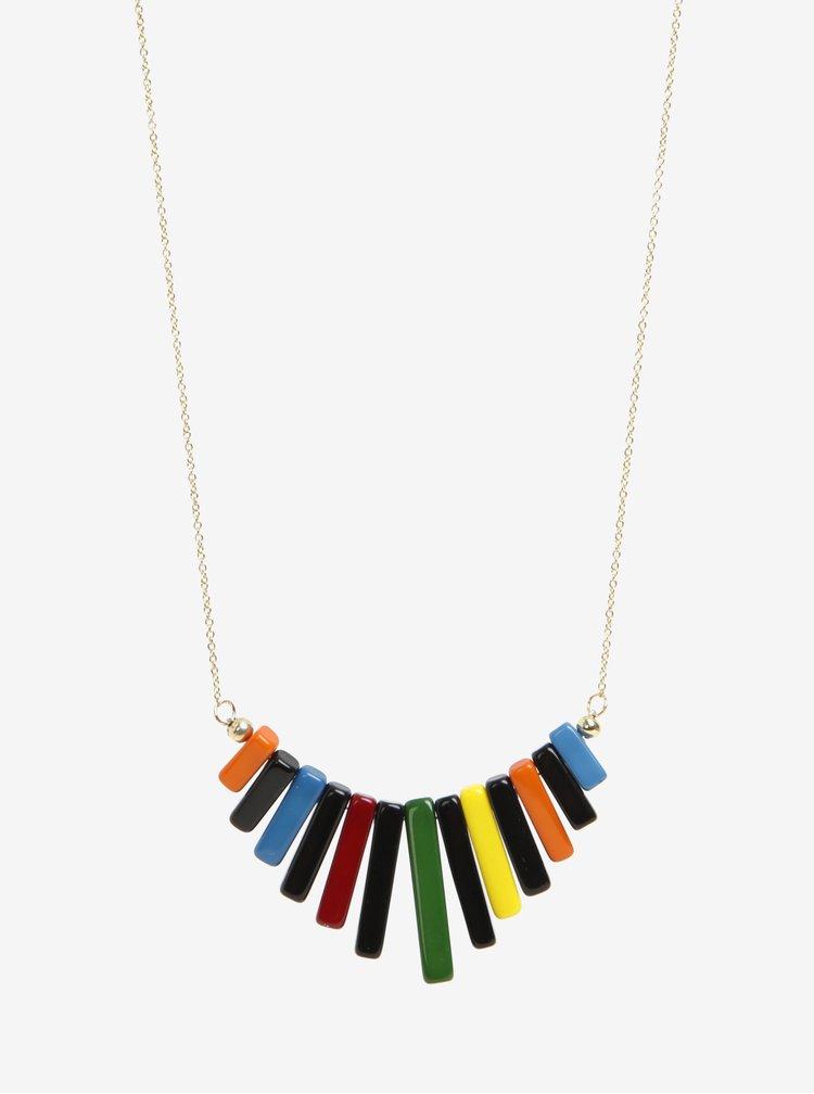 Colier multicolor -  Desigual Calgary