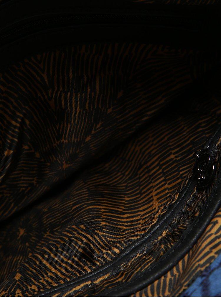 Geantă crossbody multicoloră cu model etno - Desigual Formigal Togo