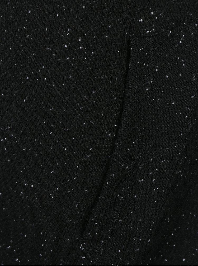 Hanorac negru pentru femei Horsefeathers Arik