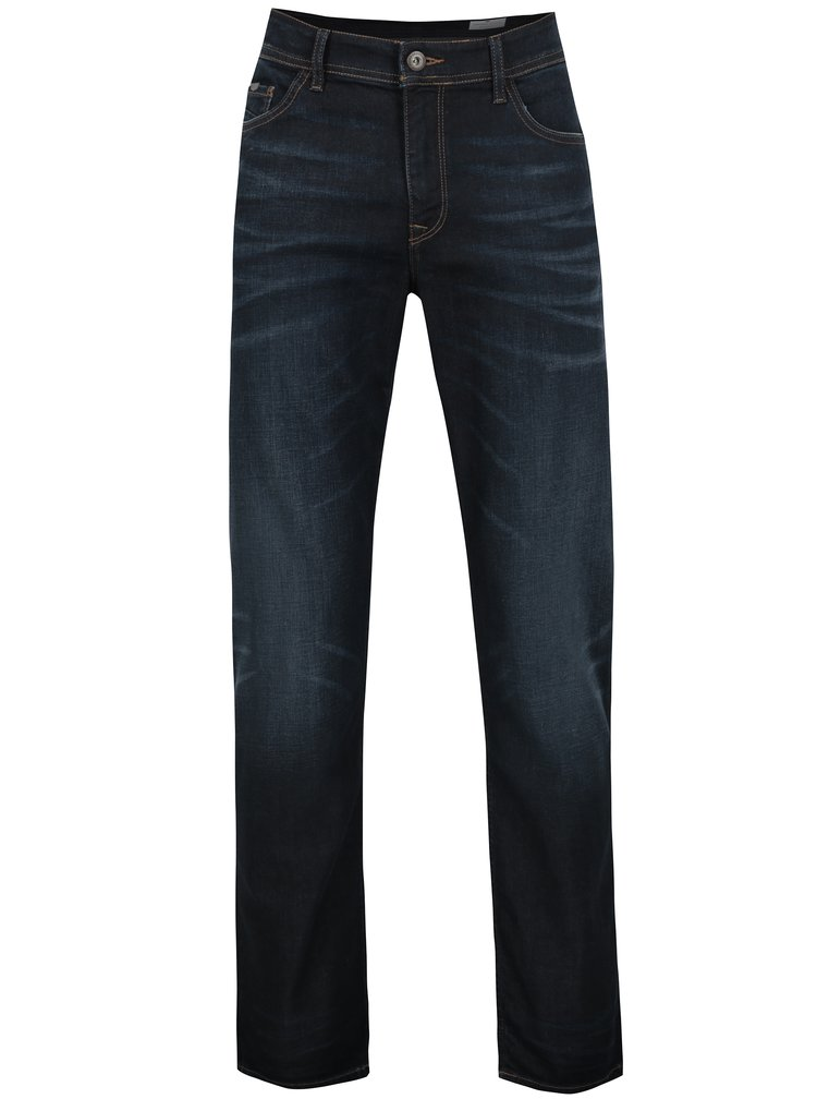 Blugi albastru inchis pentru barbati Cross Jeans