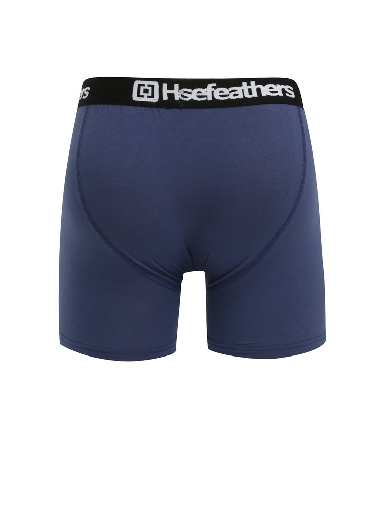 Boxeri albastri pentru barbati Horsefeathers Dynasty