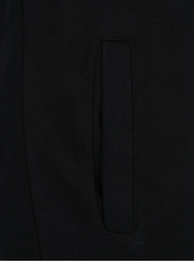 Hanorac negru & alb pentru femei Horsefeathers Mel