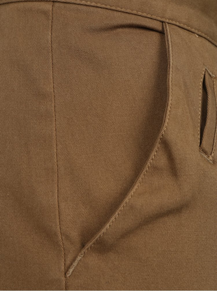 Khaki pánské chino kalhoty Horsefeathers Beeman