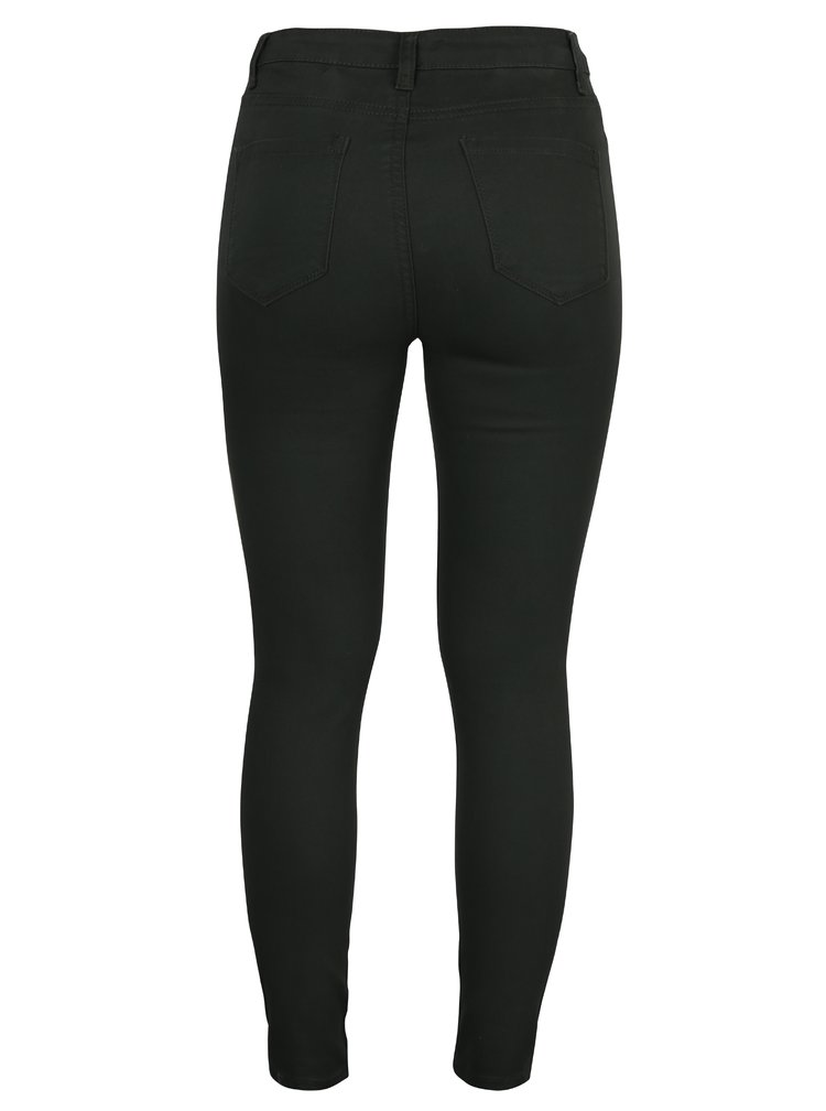 Khaki super soft džíny Haily´s Jule