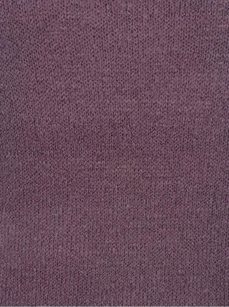 Světle fialový svetr VERO MODA Neoma