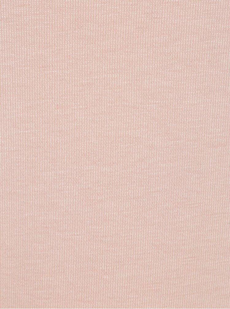 Bluza roz pal cu funde  VERO MODA Ari