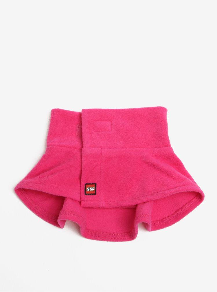 Růžový holčičí nákrčník Lego Wear Ayan