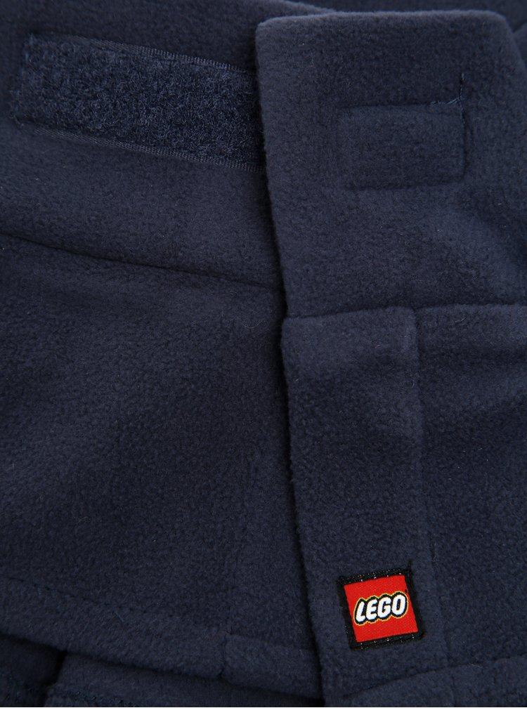 Tmavě modrý klučičí nákrčník Lego Wear Ayan