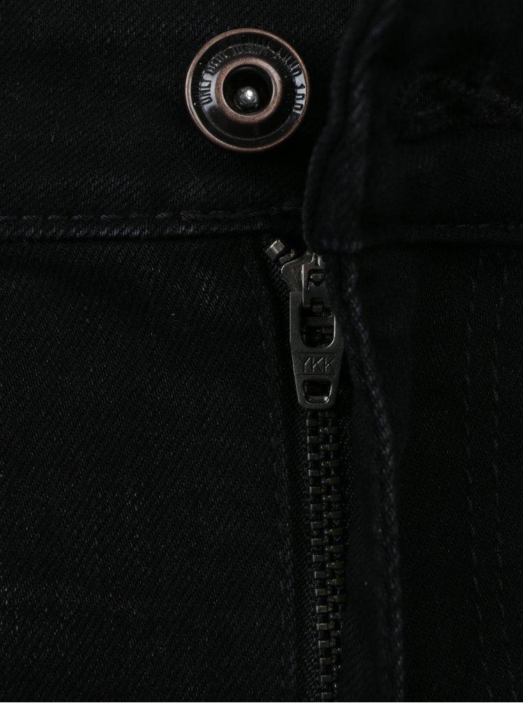 Černé skinny džíny ONLY Carmen