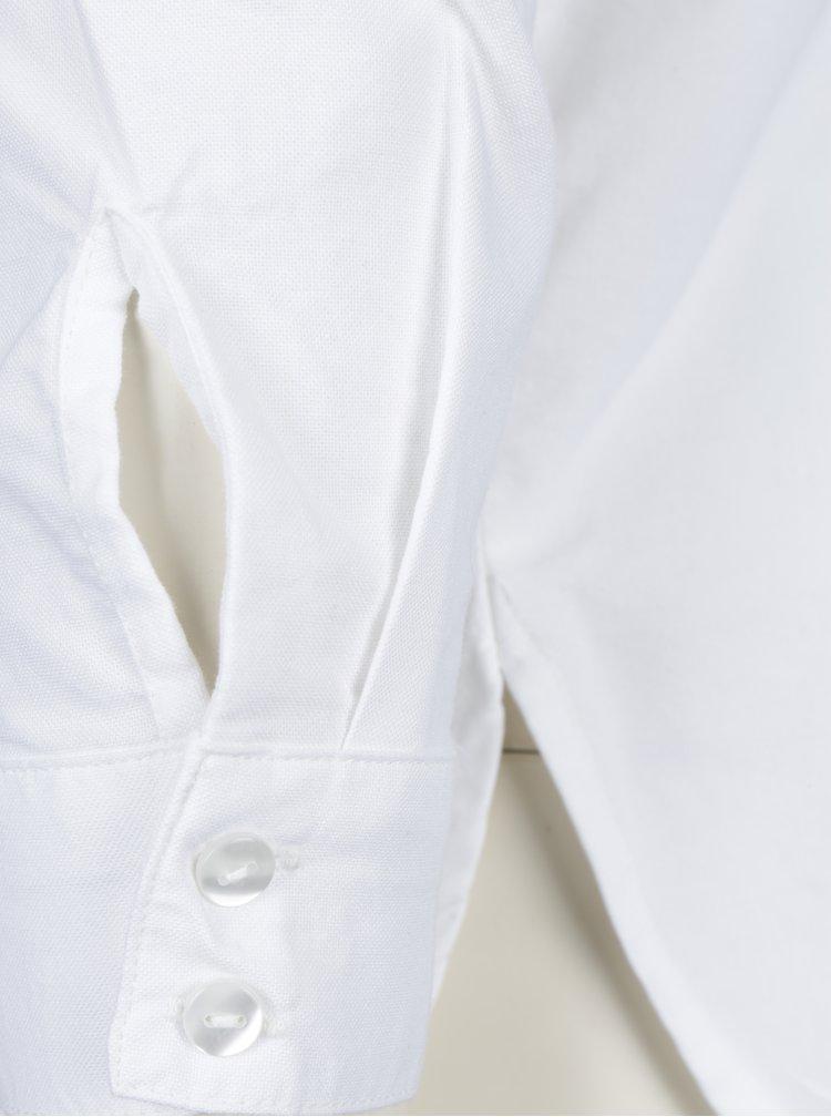 Bílá košile s průstřihy na zádech Jacqueline de Yong Naya