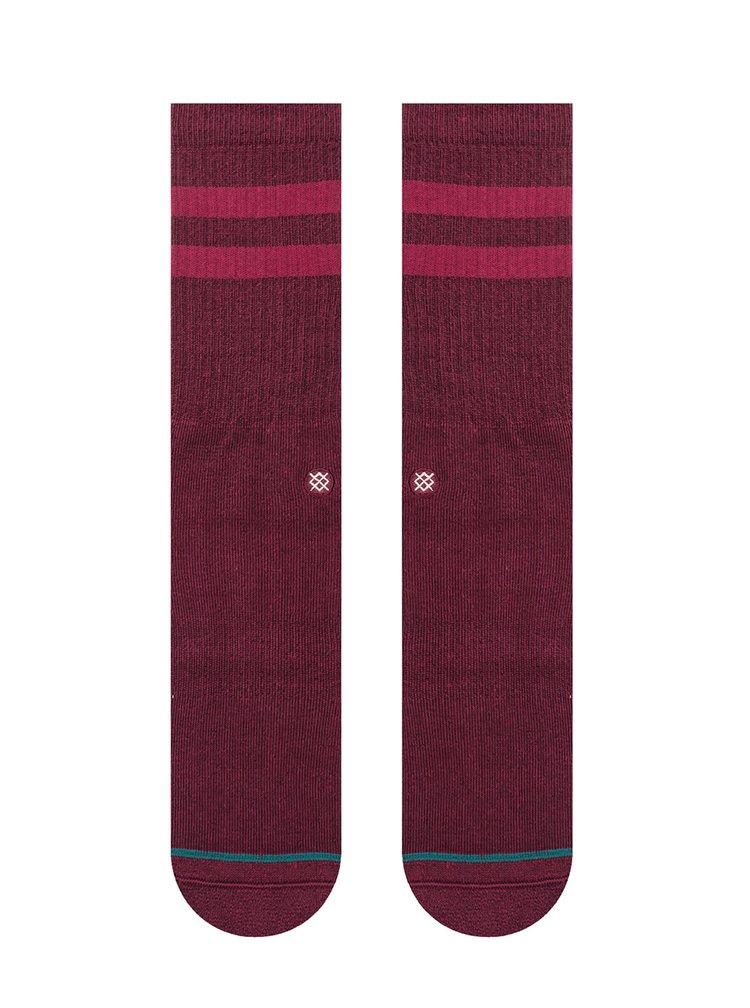 Vínové pánské ponožky Stance Joven