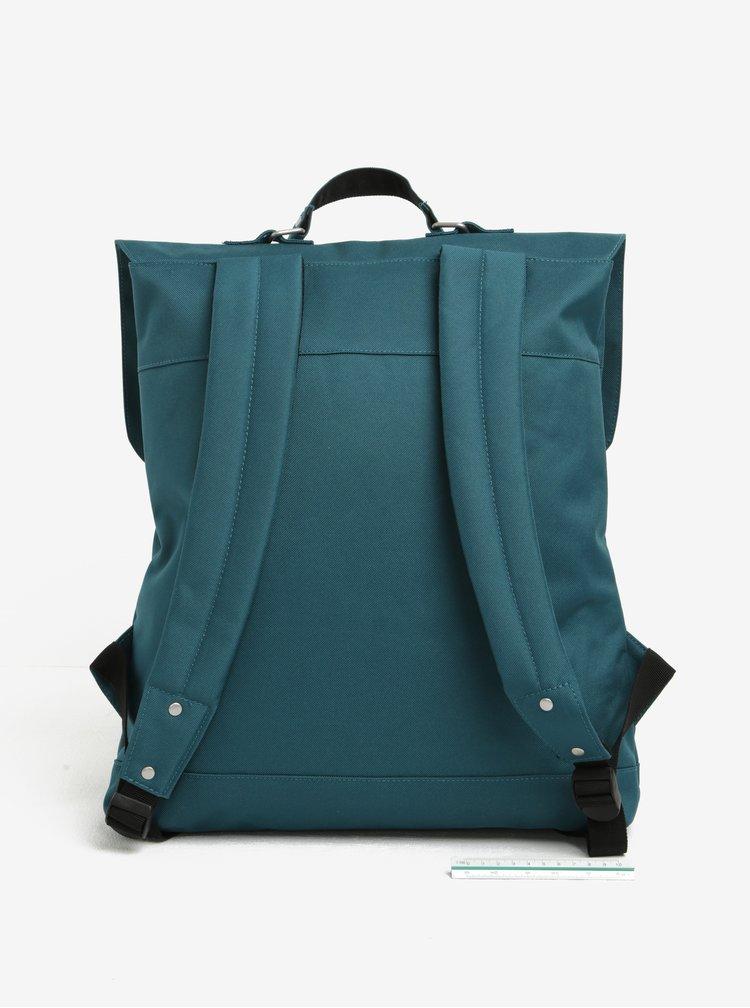 Rucsac albastru petrol pentru laptop - Enter Backpack 12 l