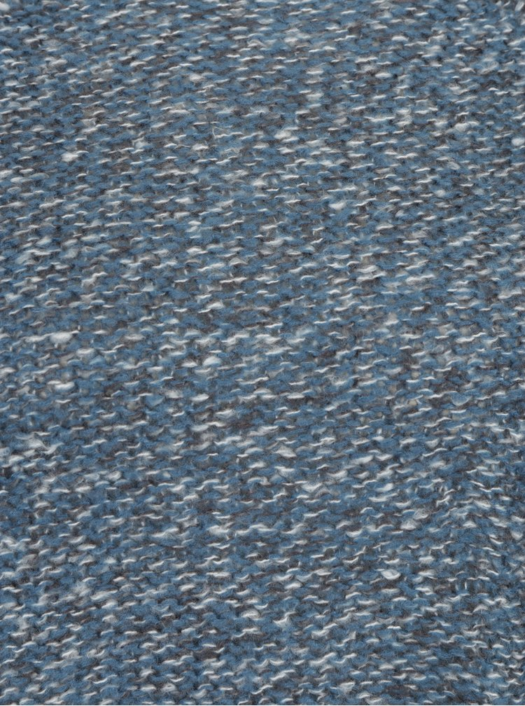 Modrý žíhaný svetr Jacqueline de Yong Kendra