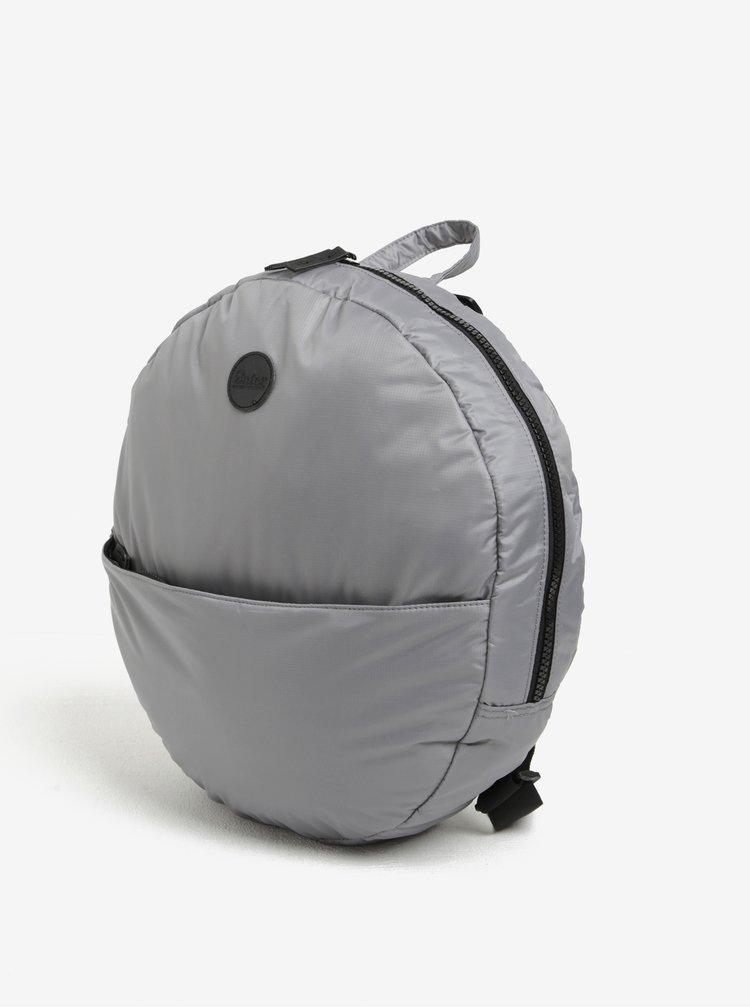 Šedý kulatý batoh Enter  Circular Tote 16 l