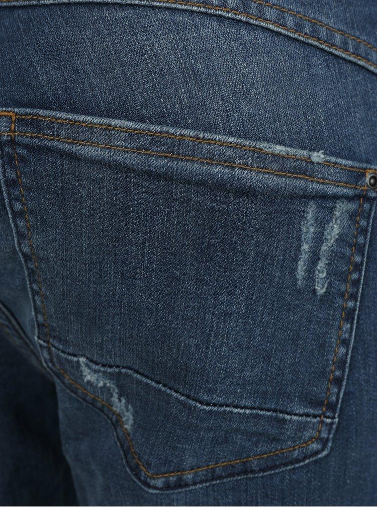 Tmavě modrý džínový overal ONLY Julia