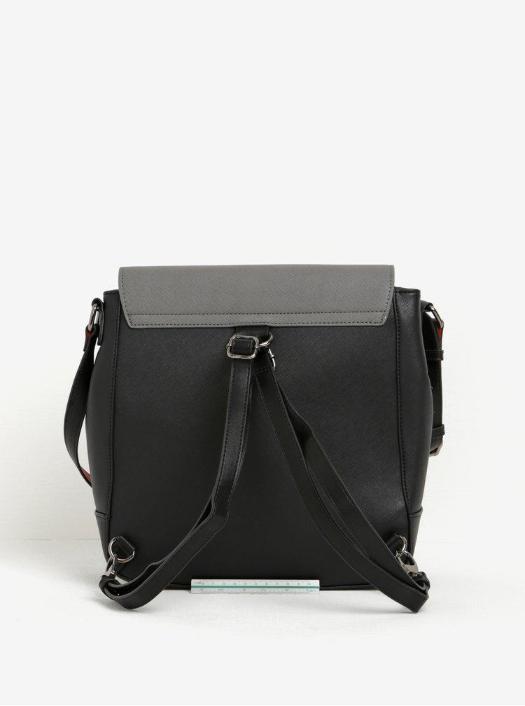 Geanta 2 in 1 negru&gri Paul's Boutique Zena