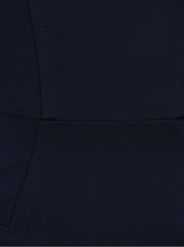 Rochie bleumarin cu mâneci 3/4 Closet