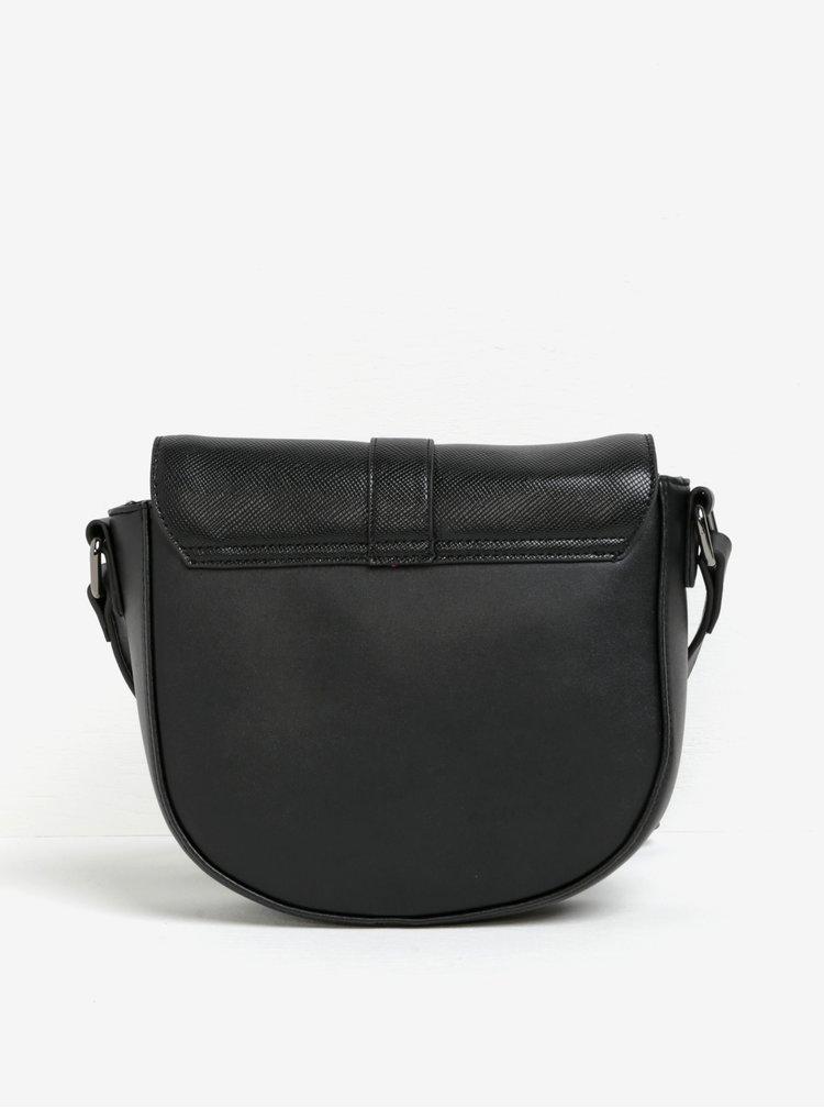 Černá crossbody kabelka s neonovými detaily Paul's Boutique Ellie