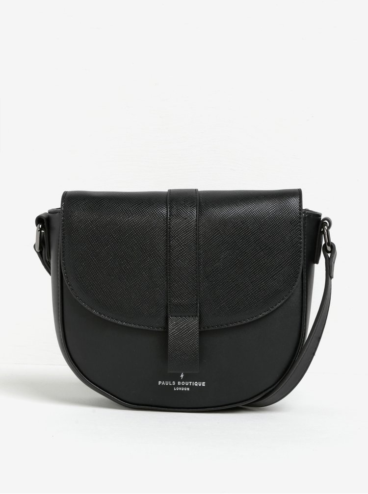 Geanta crossbody neagra Paul's Boutique Ellie