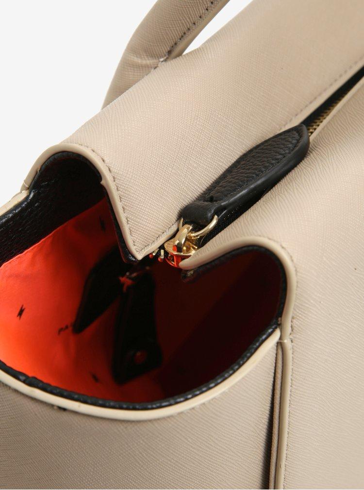 Béžová kabelka do ruky Paul's Boutique Bethany
